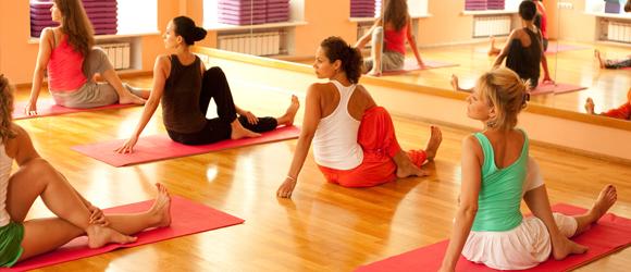 Yoga from istock
