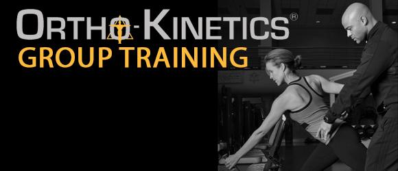 Ortho-Kinetics Group Training